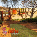 Villa Siesta Pet Retreat - kennel entrance