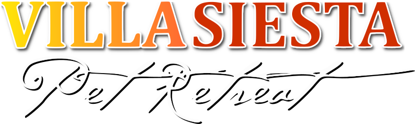Villa Siesta Pet Retreat Logo